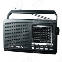 фото Радиоприемник Supra St-119, Радиоприемники