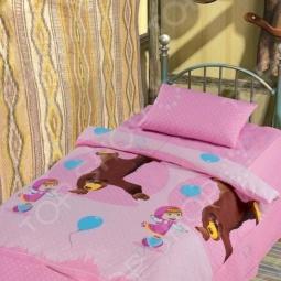 фото Комплект постельного белья Непоседа Цирк, Детские комплекты постельного белья
