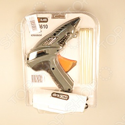 Пистолет клеевый Prorab 6610