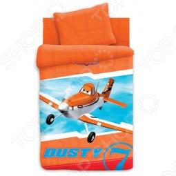 фото Комплект постельного белья Непоседа Дасти, Детские комплекты постельного белья