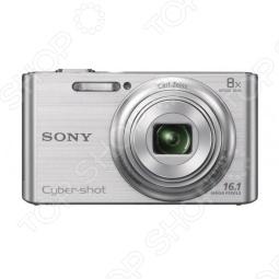 фото Фотокамера цифровая Sony Dsc-W730/sc, Зеркальные фотоаппараты
