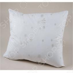 фото Подушка из лебяжьего пуха. Размер: 70х70 см, Классические подушки