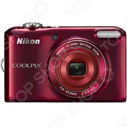 фото Фотоаппарат Nikon L28, Компактные фотоаппараты