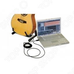 фото Аналогово-цифровой преобразователь ION Guitarlink Plus, Аксессуары для музыкальных инструментов