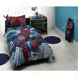фото Комплект постельного белья TAC Spiderman Movie, Детские комплекты постельного белья