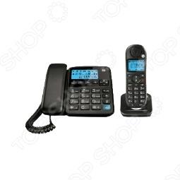 фото Радиотелефон General Electric Ru30554Fe2, Стационарные телефоны