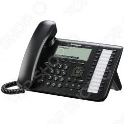 фото IP-телефон Panasonic Kx-Ut133, IP-телефоны