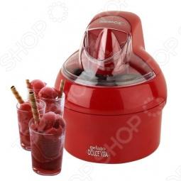 фото Мороженица Nemox Dolce Vita 1,1 - Rossa, Мороженицы