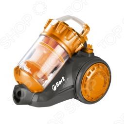 фото Пылесос Bort Bss-1800N-O, Безмешковые пылесосы с контейнером