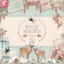 фото Набор бумаги Tilda Зимние Воспоминания, купить, цена