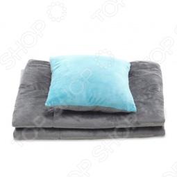 фото Набор Dormeo Mark Trend 3 в 1. Цвет: серый, голубой, купить, цена