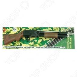 фото Дробовик с патронами Тилибом Т80226, Другое игрушечное оружие