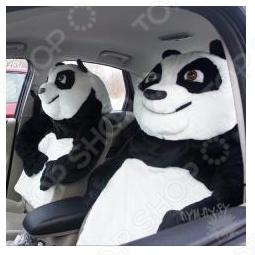 """Чехол на автокресло """"Панда"""""""