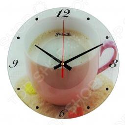 фото Часы настенные Marmiton «Кофе С Молоком», Часы настенные