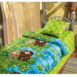 фото Комплект постельного белья Непоседа На Рыбалке, Детские комплекты постельного белья