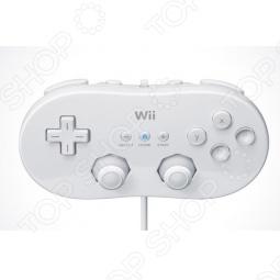 фото Контроллер Nintendo Wii Classic, Аксессуары для игровых консолей