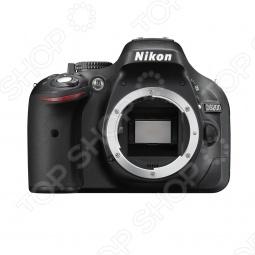 фото Фотокамера цифровая Nikon D5200 Body, Зеркальные фотоаппараты