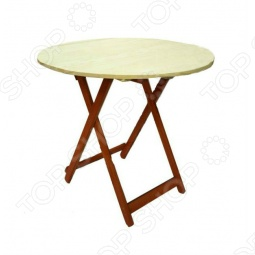 фото Стол Банные Штучки Складной Круглый, Столы для бани