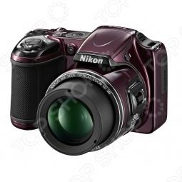 фото Фотокамера цифровая Nikon Coolpix L820/pu, Фотоаппараты