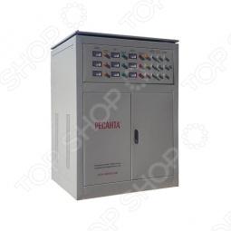 фото Стабилизатор напряжения трехфазный Ресанта Асн 100000/3, Стабилизаторы напряжения