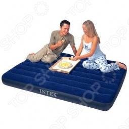 фото Кровать надувная Intex. Габариты: 1370x1910x220, Матрасы