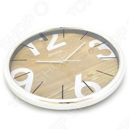 фото Часы настенные Marmiton «Большие Цифры Дуб», Часы настенные