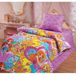 фото Комплект постельного белья Непоседа Феи 3D, Детские комплекты постельного белья
