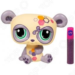 Набор игровой для девочек Littlest Pet Shop Раскрась своего питомца. В ассортименте