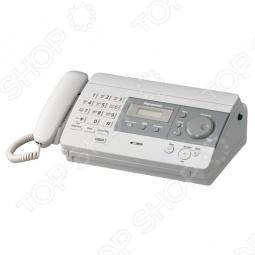 фото Многофункциональное устройство Panasonic Kx-Ft502Ru-W, Факсы