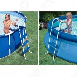 фото Лестница для бассейна Intex 58910, Аксессуары для бассейнов