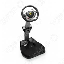 фото Руль-кокпит Thrustmaster Ferrari Vibration Gt Cockpit 458 Italia Edition, Рули, джойстики, геймпады