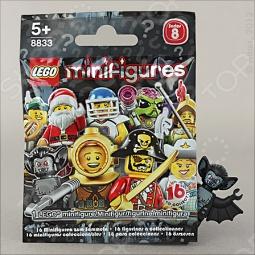 фото Конструктор Lego Минифигурки Серия 8, Серия Creator