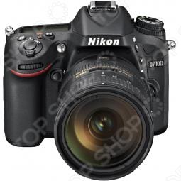 фото Фотокамера цифровая Nikon D7100 Kit 18-200 Vr Ii, Зеркальные фотоаппараты