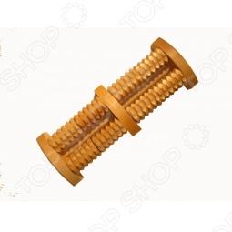 фото Массажер для ног «Кочка» 4502, Массажеры деревянные