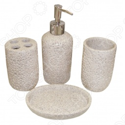фото Набор аксессуаров для ванной комнаты TAC Meise, Аксессуары для ванной комнаты