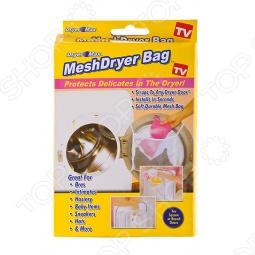 фото Мешок для бережной стирки, крепиться к крышке машинки, Мешки и шары для стирки