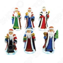 фото Фигурка Снегурочка «Дед Мороз», Другие элементы интерьера