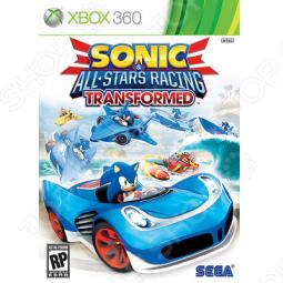 фото Игра для pc Sega Sonic & All-Star Racing Transformed (Jewel, Русская Документация), Игры для PC