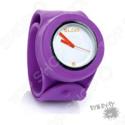"""Наручные часы """"Slap purple"""""""
