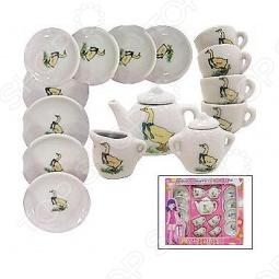 фото Набор посуды для детей Маруся Важная Птица, Посуда для детей
