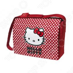 "фото Месседжер-портфель Cellular Line Hello Kitty Для Компьюторов До 17"", Сумки для ноутбуков"