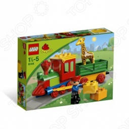 фото Конструктор Lego Зоо-Паровозик, Серия Duplo