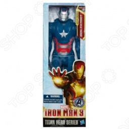 фото Фигурка игрушечная Hasbro Титаны: Iron Patriot, Супергерои