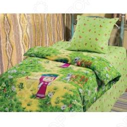 фото Комплект постельного белья Непоседа На Границе, Детские комплекты постельного белья
