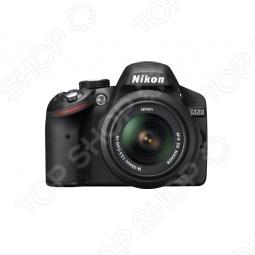 фото Фотокамера цифровая Nikon D3200 Kit, Зеркальные фотоаппараты