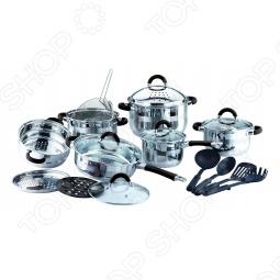 фото Набор посуды Webber + Набор кухонных принадлежностей, Наборы посуды для готовки