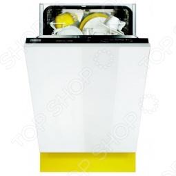 фото Машина посудомоечная встраиваемая Zanussi Zdv 12001 Fa, Встраиваемые посудомоечные машины