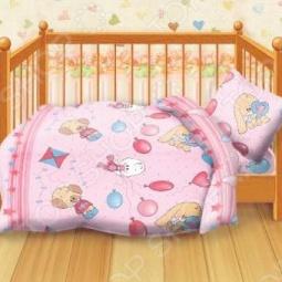 фото Комплект постельного белья Кошки-Мышки Веселые Друзья, Детские комплекты постельного белья