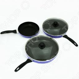 фото Набор сковород Spyder Pan, Наборы посуды для готовки