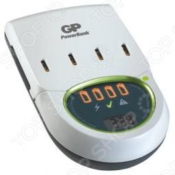 фото Устройство зарядное Gp Batteries Pb65Gs270Sa-Ue4, Портативные зарядные устройства